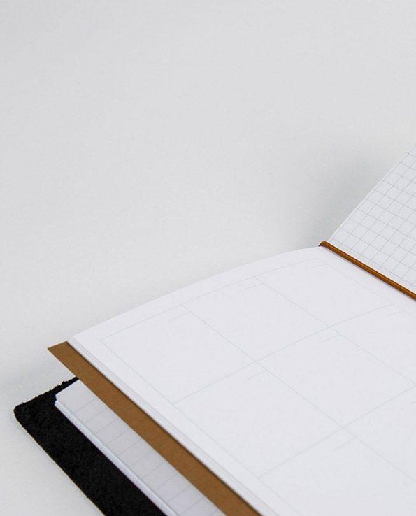 Alma de Alecrim - Loja online - Caderno de Viagem Mishmash
