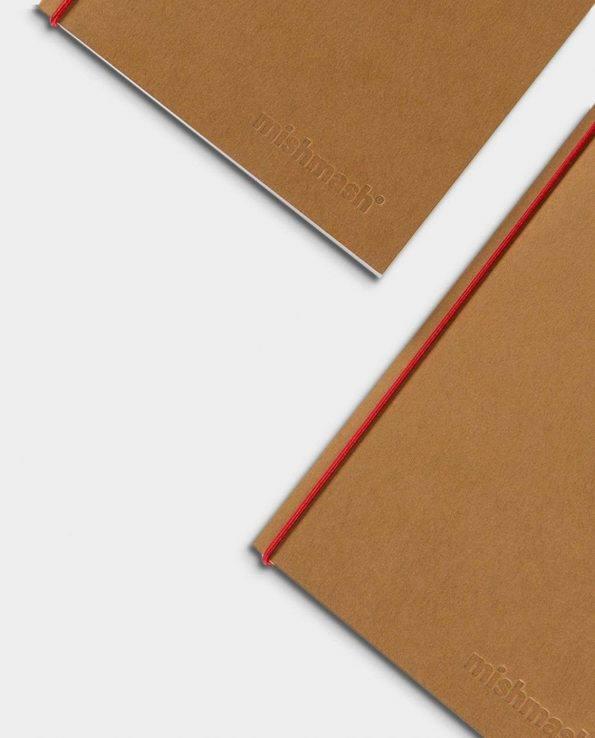 Alma de Alecrim - Loja online - Recarga Caderno de Viagem Mishmash