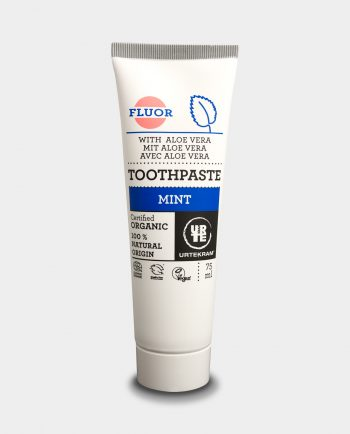 Alma de Alecrim - Loja Online - Pasta dos dentes orgânica Urtekram - menta com flúor