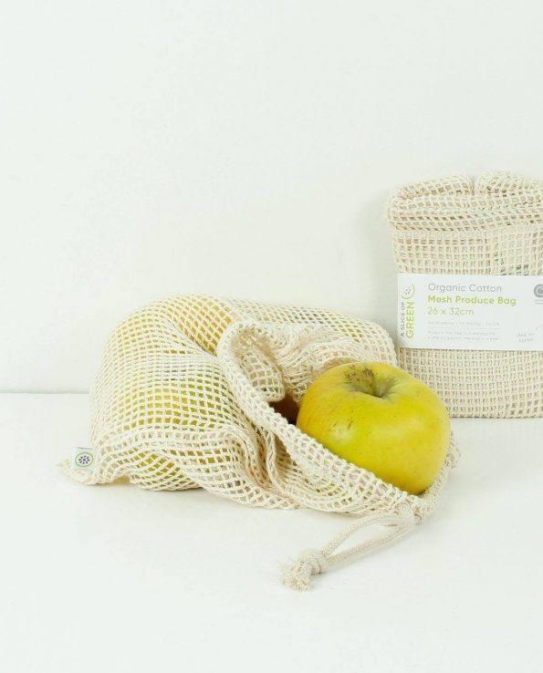 Alma de Alecrim - Loja Online - Saco de rede para frutas e legumes