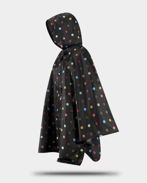 Alma de Alecrim - Loja Online - poncho - Capa de chuva mini max Reisenthel dots