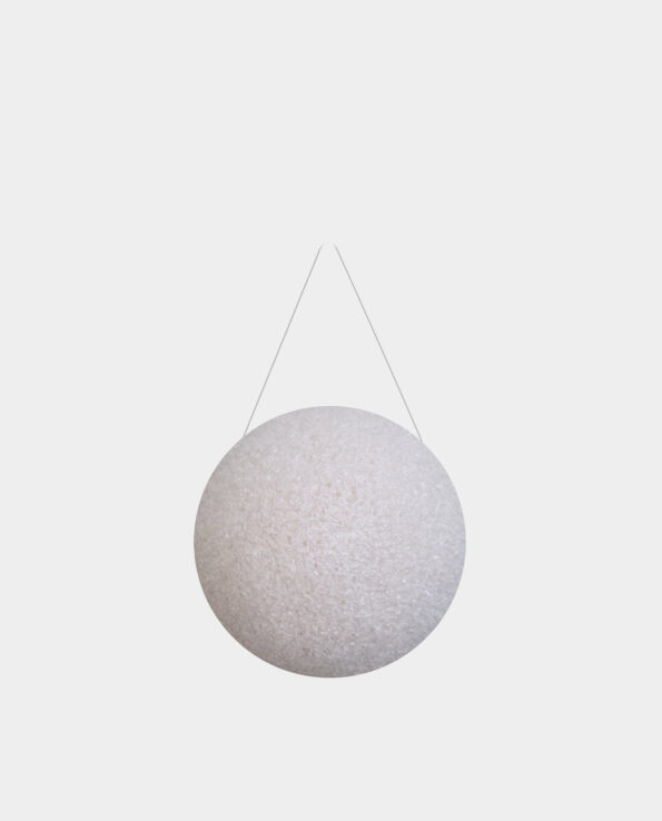 Alma de Alecrim - Esponja konjac com fio