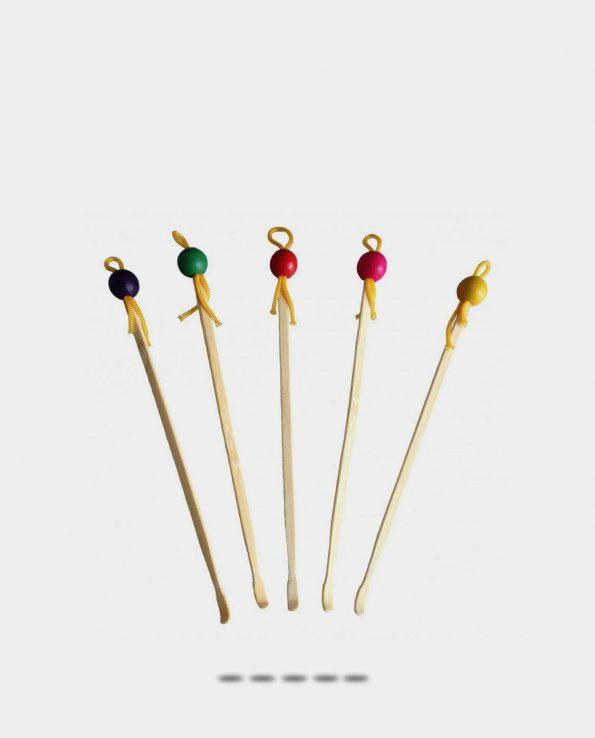 Alma de Alecrim - Loja Online - Limpa-ouvidos reutilizável de bambu