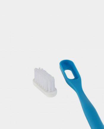 Alma de Alecrim - Loja Online - Recargas de cerdas para Escova de dentes reutilizável em bioplástico pormenor