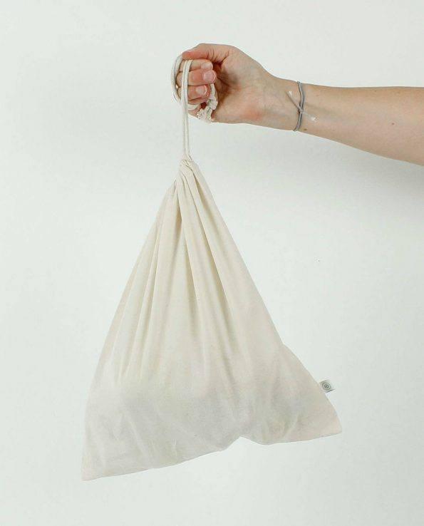 Alma de Alecrim - Loja Online - Saco de algodão orgânico - grande