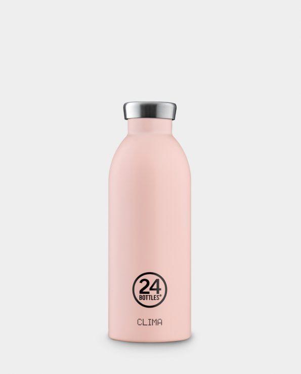 Alma de Alecrim - Loja Online - Garrafa Clima térmica 0,5L dusty pink 24Bottles