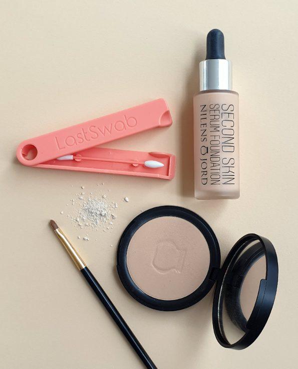 Alma de Alecrim - Loja Online - Cotonete reutilizável maquiagem LastSwab - beauty - pêssego