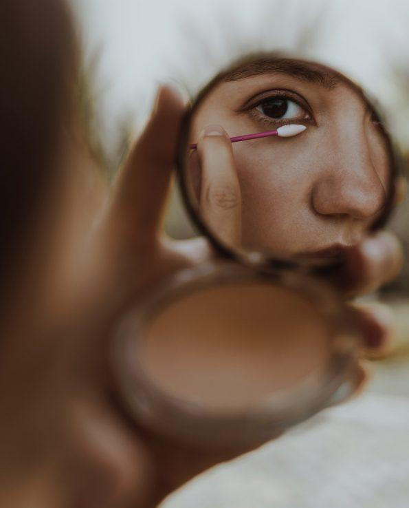 Alma de Alecrim - Loja Online - Cotonete Reutilizável maquiagem LastSwab - beauty