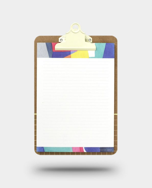 Alma de Alecrim - Loja Online - Clipboard A5 com bloco de notas