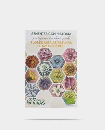 Alma de Alecrim - Loja Online - Sementes Vivas - sementes biológicas - sementes com história - sementes com tradição - flores para abelhas