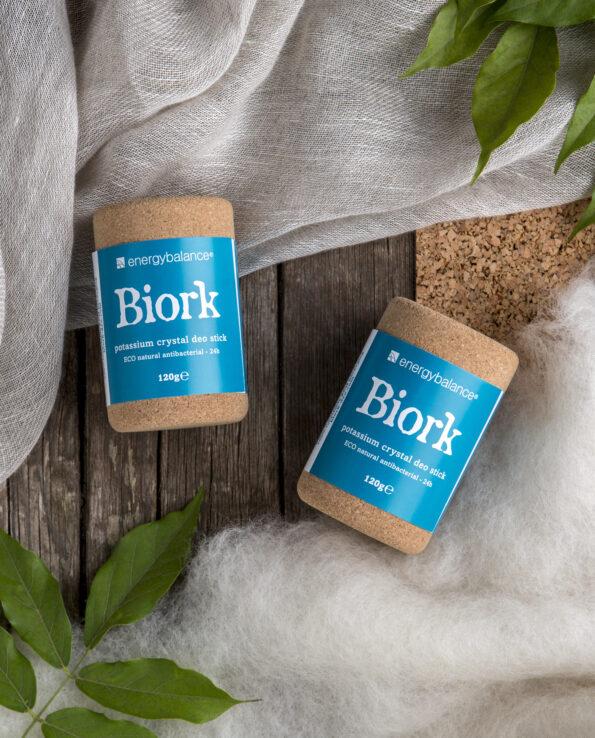 Alma de Alecrim - Embalagem Desodorizante Biork