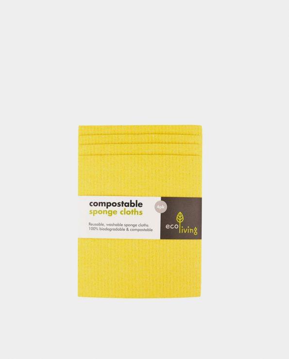 Alma de Alecrim - Loja Online - Panos absorventes de cozinha compostáveis
