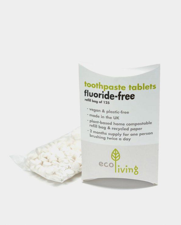 Alma de Alecrim - Loja Online - Pastilhas dos dentes - pasta dos dentes em pastilhas sem flúor
