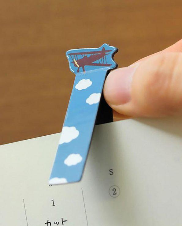 Alma de Alecrim - Loja Online - marcadores de livros magnéticos - meios de transporte - Midori