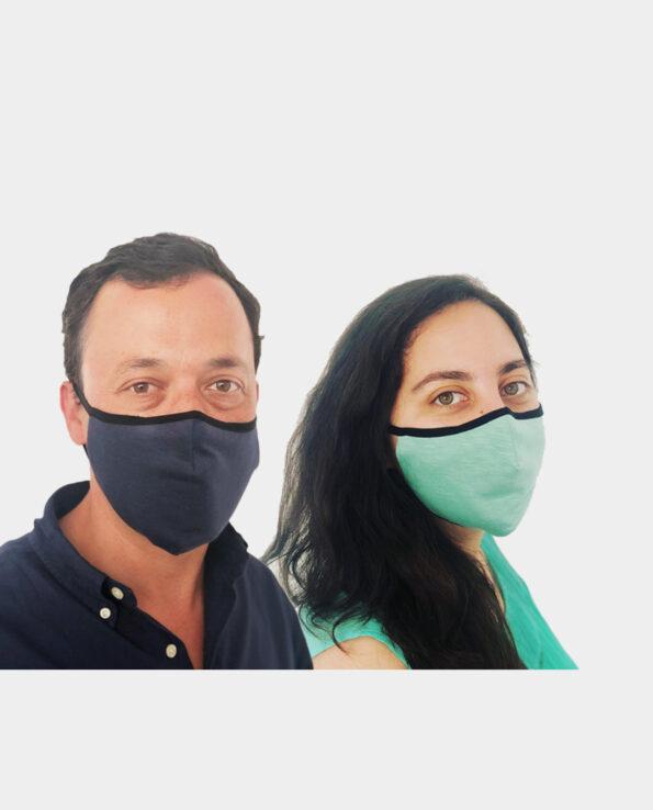 Alma de Alecrim - Loja online - Máscaras comunitárias Covid-19 certificadas nível 3