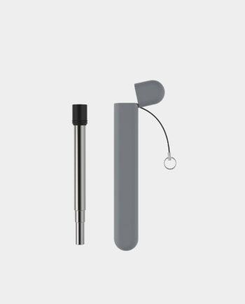 Alma de Alecrim - Loja Online - Palhinha retrátil com caixa - Lund London - cinzenta