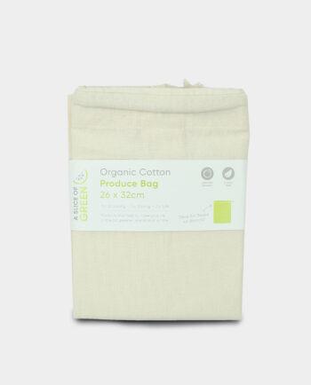Alma de Alecrim - Saco de algodão orgânico tamanho médio