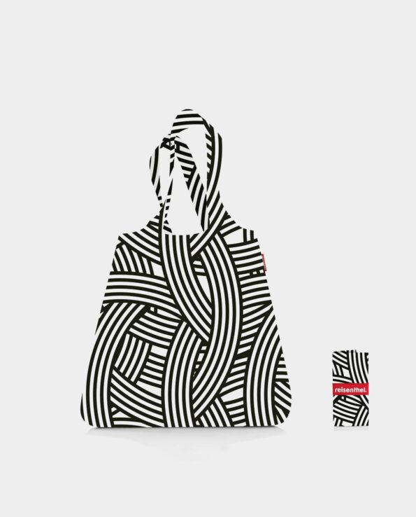 Alma de Alecrim - Saco Reisenthel Mini-max Shopper Zebra