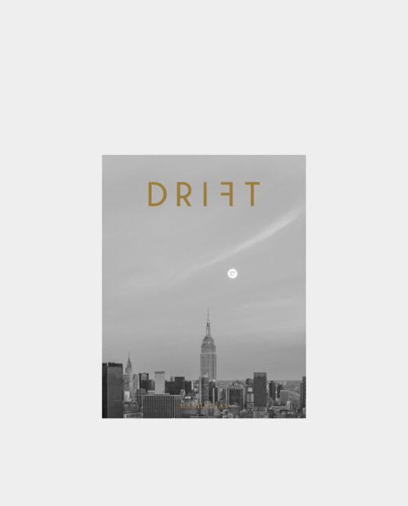 Alma de Alecrim - Capa da Revista Drift #10 Manhattan