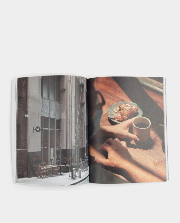 Alma de Alecrim - Página da Revista Drift #10 Manhattan