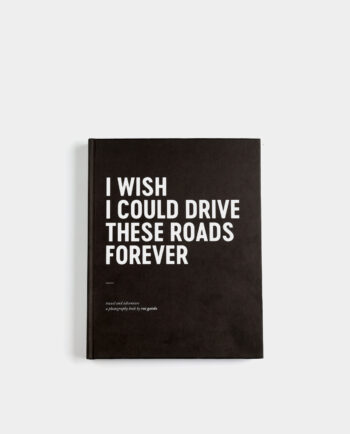 "Alma de Alecrim - Livro ""I wish I could drive these roads forever"" por Rui Gaiola"