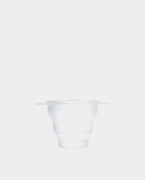 Alma de Alecrim - Copo esterilizador para copo menstrual branco