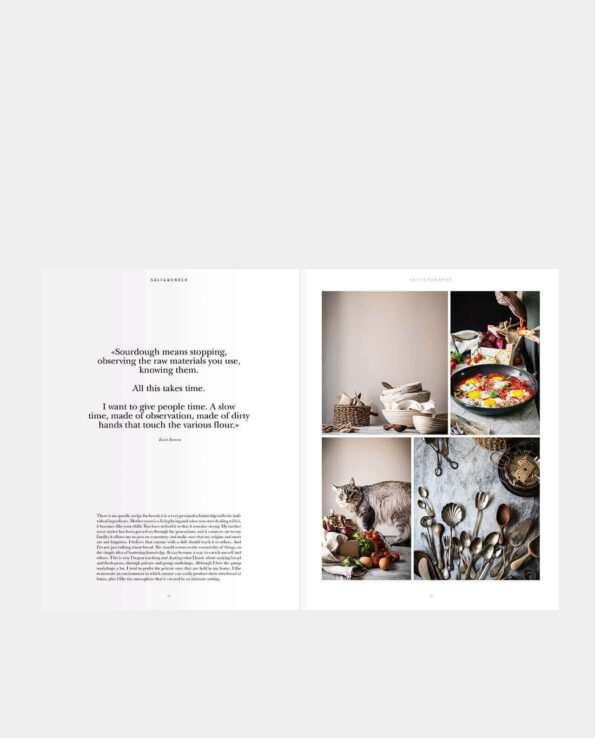 Alma de Alecrim - Página da Revista Salt & Wonder #3