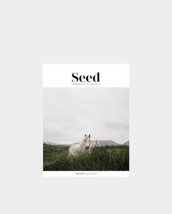 Alma de Alecrim - Capa da Revista Seed #3
