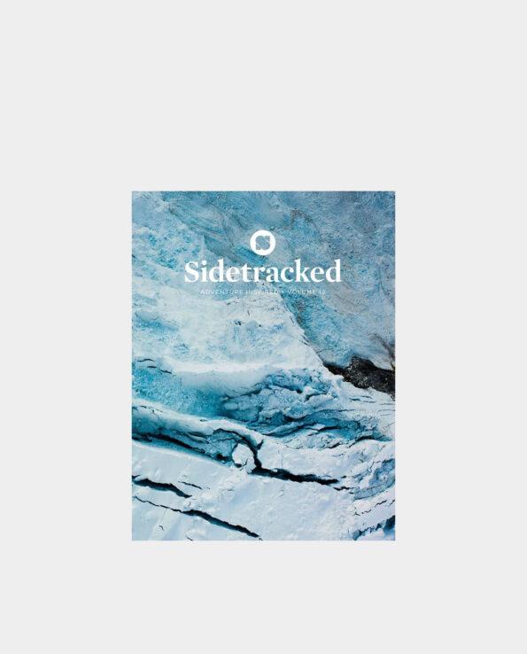 Alma de Alecrim - Capa da Revista Sidetracked #19