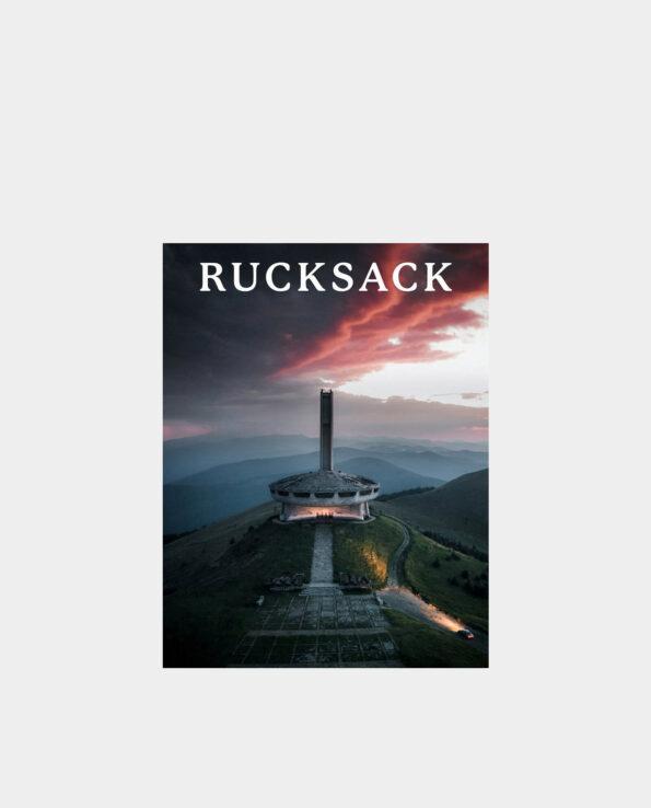 Alma de Alecrim - Capa da Revista Rucksack #7