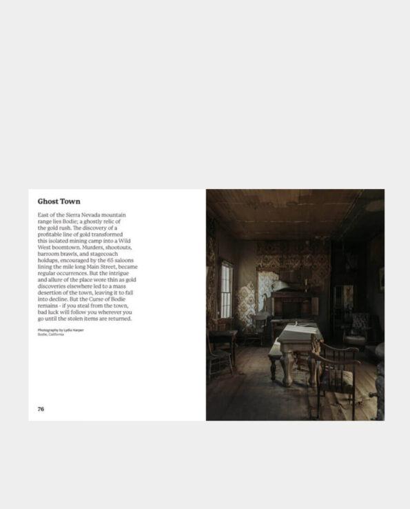 Alma de Alecrim - Página da Revista Rucksack #7