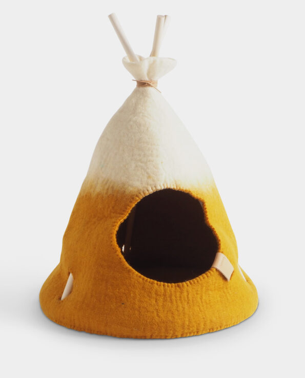 Alma de Alecrim - Loja online - Tipi em lã feltrada