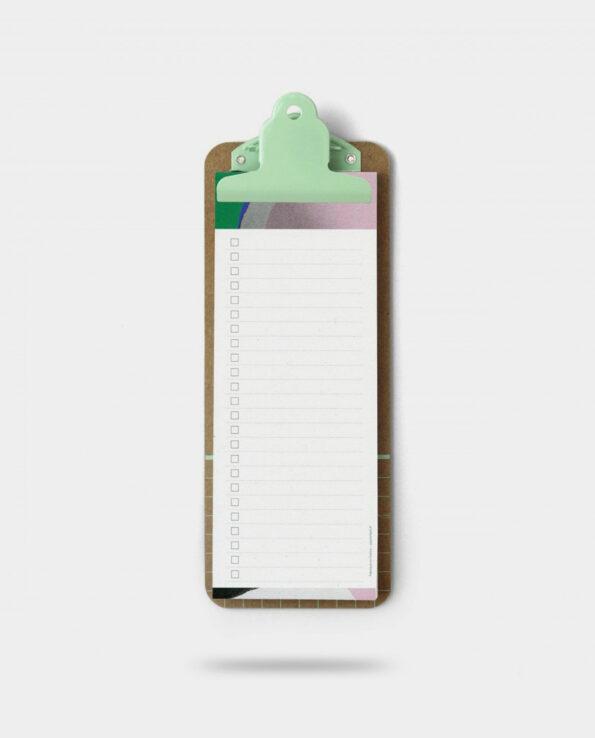 Alma de Alecrim - Loja online -Bloco Lista Tarefas - Papier Tigre - 02