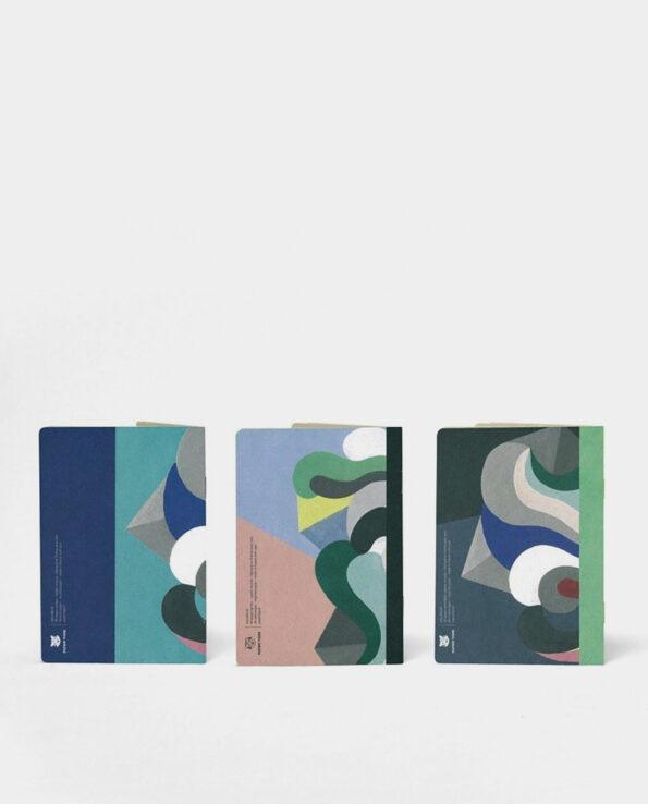 Alma de Alecrim - Loja online - Cadernos A6 Papier Tigre