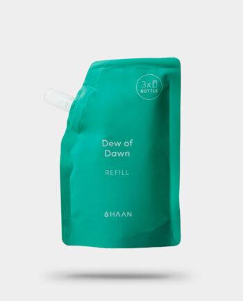 Alma de Alecrim - Loja Online - Haan - Hand Sanitizer - Desinfetante de mãos - Refill - Recarga - Dew of Dawn