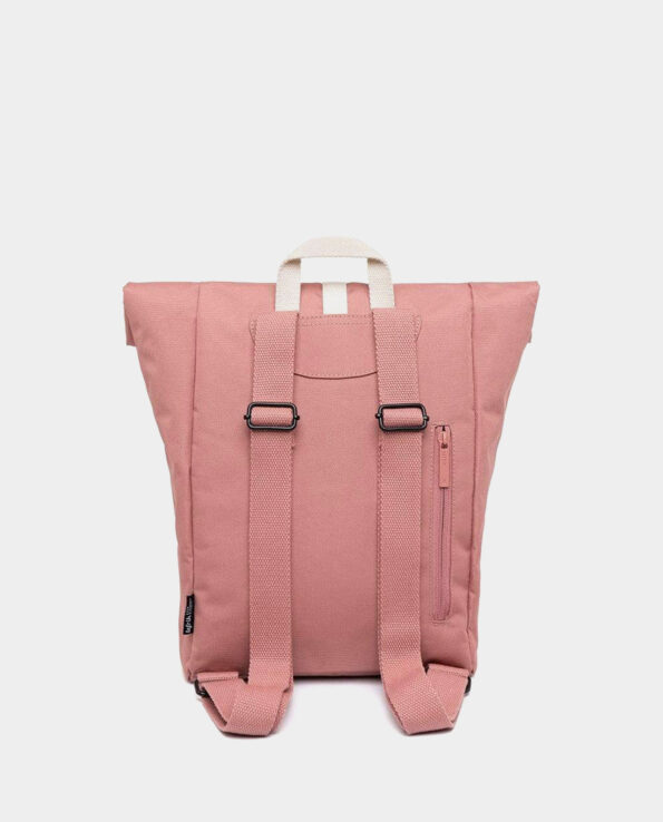 Lefrik - Alma de Alecrim - Loja online - Mochila Roll Mini rosa alças